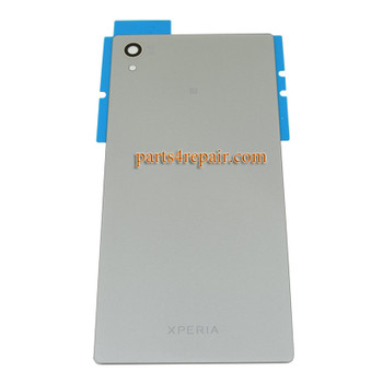 Back Cover for Sony Xperia Z5 E6653 -White