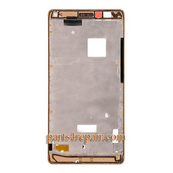 Front Housing Cover for Huawei Mate S from www.parts4repair.com