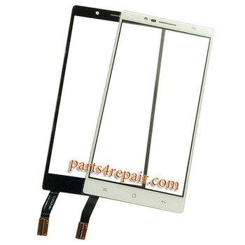 Touch Screen Digitizer for Oppo U3 -Black