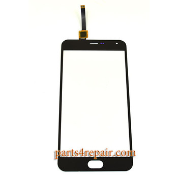 Touch Screen Digitizer for Meizu M2 Note from www.parts4repair.com