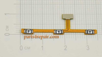 Power Flex Cable for Meizu M2 Note from www.parts4repair.com