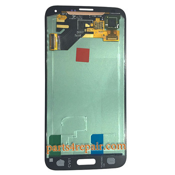 Complete Screen Assembly for Samsung Galaxy S5 G900L