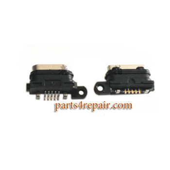 Dock Charging Port for Sony Xperia M4 Aqua from www.parts4repair.com