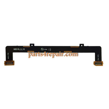 LCD Connector Flex Cable for HTC Desire 616 from www.parts4repair.com