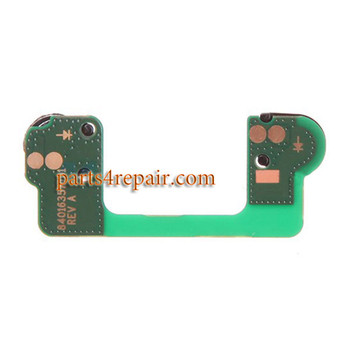 Dual Camera Flash for Motorola Droid Turbo XT1254