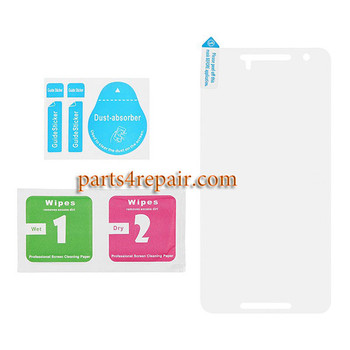 Tempered Glass Screen Protector for Huawei Nexus 6P