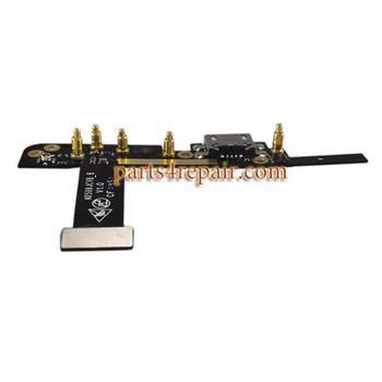 ZTE Nubia Z9 NX508J Charging Port Flex Cable