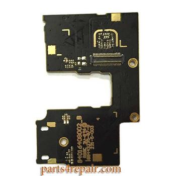 Single SIM Connector Board for Motorola G3