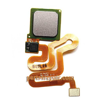 Fingerprint Sensor Flex Cable for Huawei P9 from www.parts4repair.com