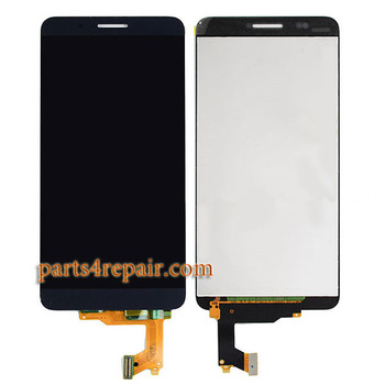 Complete Screen Assembly for Huawei Honor 7i from www.parts4repair.com