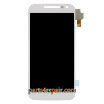 Complete Screen Assembly for Motorola Moto G4 from www.parts4repair.com