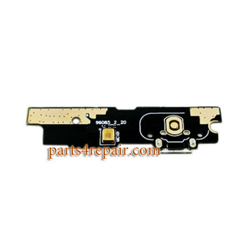 Dock Charging PCB Board for Meizu Blue Charm Note3