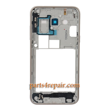 Middle Housing Cover for Samsung j3109