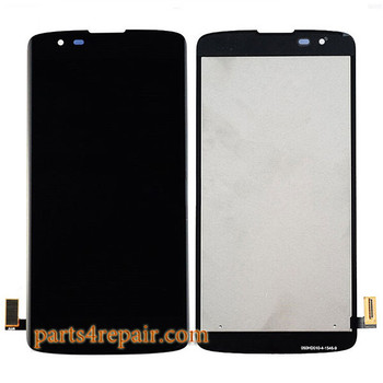 Complete Screen Assembly for LG K8 from www.parts4repair.com