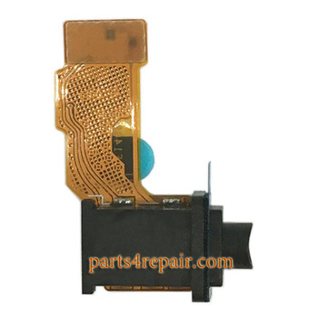 Earphone Jack Flex Cable for Sony Xperia C5 Ultra
