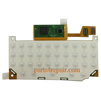 Keypad Membrane Flex Cable for BlackBerry Priv