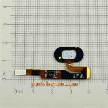Fingerprint Sensor Flex Cable for Meizu Pro 6