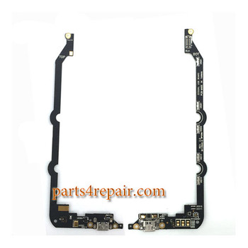 Dock Charging Flex Cable for Asus Zenfone 2 Laser ZE551KL