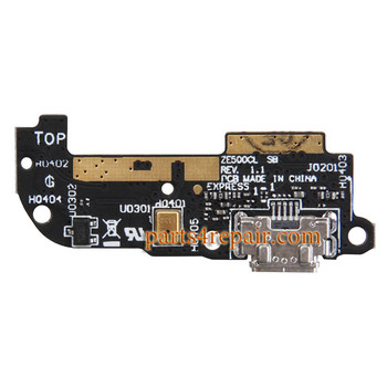 Dock Charging PCB Board for Asus Zenfone 2 ZE500CL