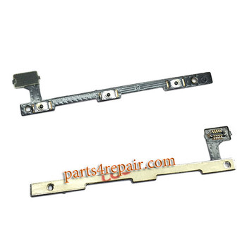 Side Key Flex Cable for Xiaomi Mi 4i from www.parts4repair.com