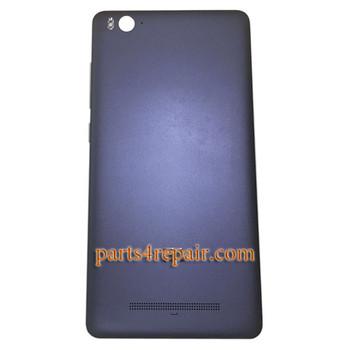 Back Cover with Side Keys for Xiaomi Mi 4c 4i -Black