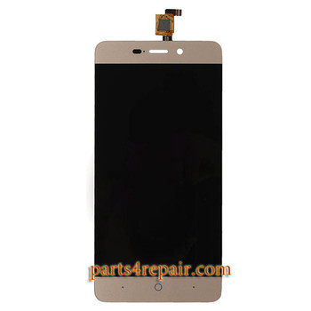 ZTE Blade X3 LCD Screen and Digitizer Assembly