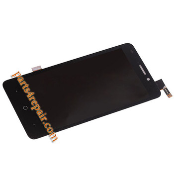 Complete Screen Assembly for ZTE Avid Plus Z828 from www.parts4repair.com