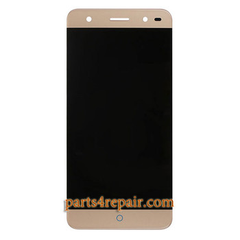 Complete Screen Assembly for ZTE Blade A2 from www.parts4repair.com