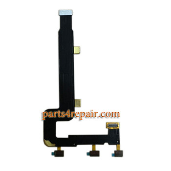 Main Connector Flex Cable for ZTE Nubia Z11 mini NX529J