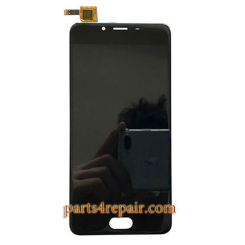 Complete Screen Assembly for Meizu U10 from www.parts4repair.com