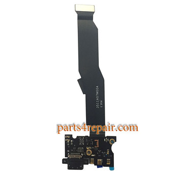 Dock Charging Flex Cable for Xiaomi Mi 5s from www.parts4repair.com