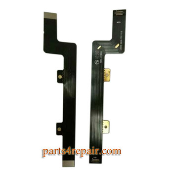 LCD Connector Flex Cable for Motorola Moto M XT1662 from www.parts4repair.com