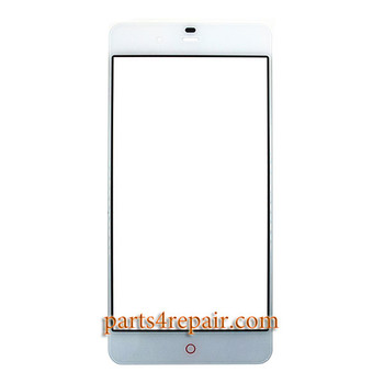 Front Glass OEM for ZTE Nubia My Prague NX513J