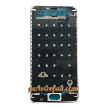 Front Housing with Side Keys for Meizu U20 from www.parts4repair.com