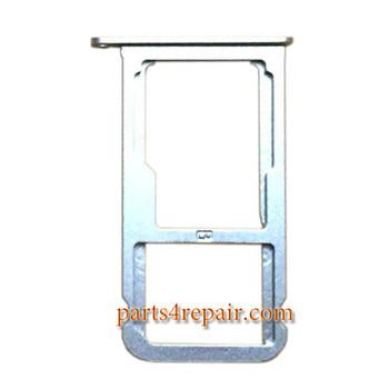 SIM Tray for Huawei P9 Lite -Silver
