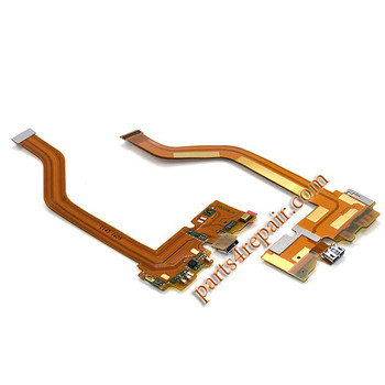 Dock Charging Flex Cable for Oppo F1 A35 from www.parts4repair.com