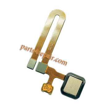 Fingerprint Sensor Flex Cable for Oppo R7 Plus from www.parts4repair.com