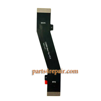 Motherboard Connector Flex Cable for Xiaomi Redmi Pro from www.parts4repair.com