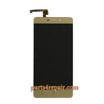Complete Screen Assembly for Xiaomi Redmi 4 Prime (Redmi 4 Pro)