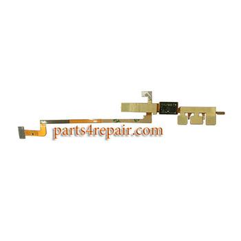 Alcatel OT 6033 Microphone Flex Cable