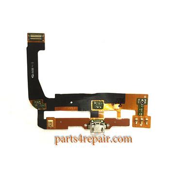Dock Charging Flex Cable for Alcatel Pop C9 7047