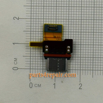 Dock Charging Flex Cable for Sony F5321