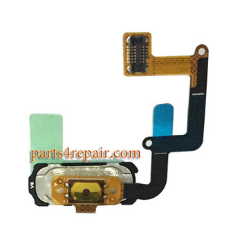 Fingerprint Sensor Flex Cable for Samsung Galaxy A7 2017