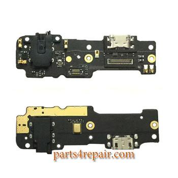 Meizu m3 Max Dock Charging PCB Board from www.parts4repair.com