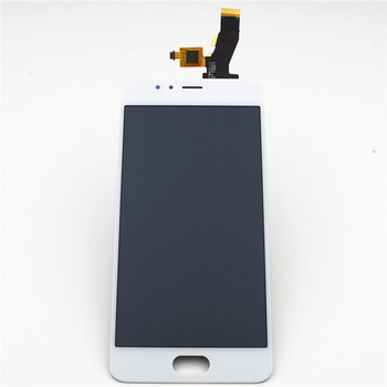 Complete Screen Assembly for Meizu M5s -White from www.parts4repair.com