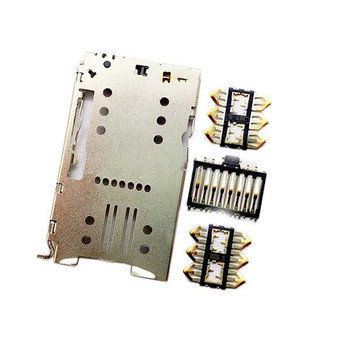 4 in 1 SIM Card Reader for Meizu M5 Note from www.parts4repair.com