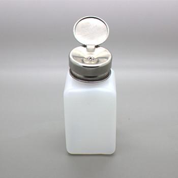 Plastic Alcohol Bottle