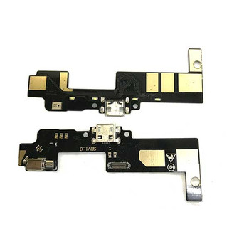 Dock Charging PCB Board for ZTE Blade A2 Plus from www.parts4repair.com