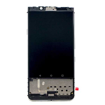 Complete Screen Assembly with Bezel for BlackBerry Keyone BBB100-1 from www.parts4repair.com