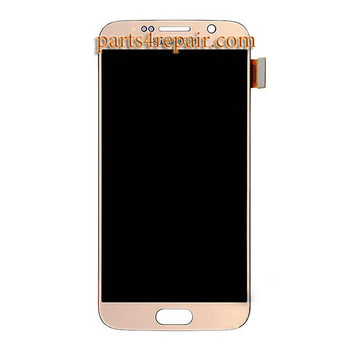 Complete Screen Assembly for Samsung Galaxy S6 from www.parts4repair.com